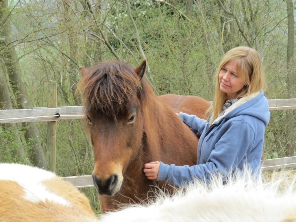 Tierheilpraktikerin Susanne Jodeleit